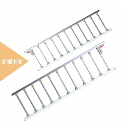 HOPKIN SPAREPART-HOPKIN HOSPITAL BED RAIL (2 SIDES)